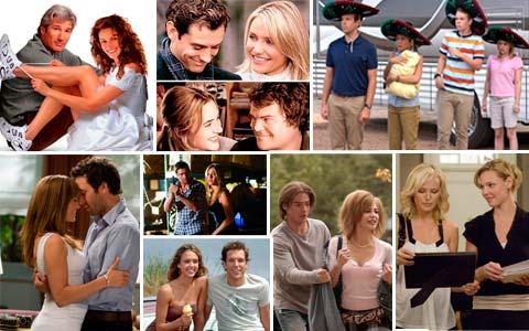 топ лучших романтических комедий