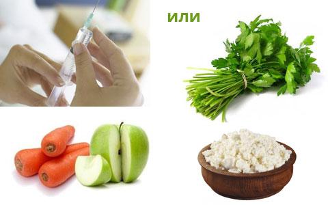 рецепт против морщин